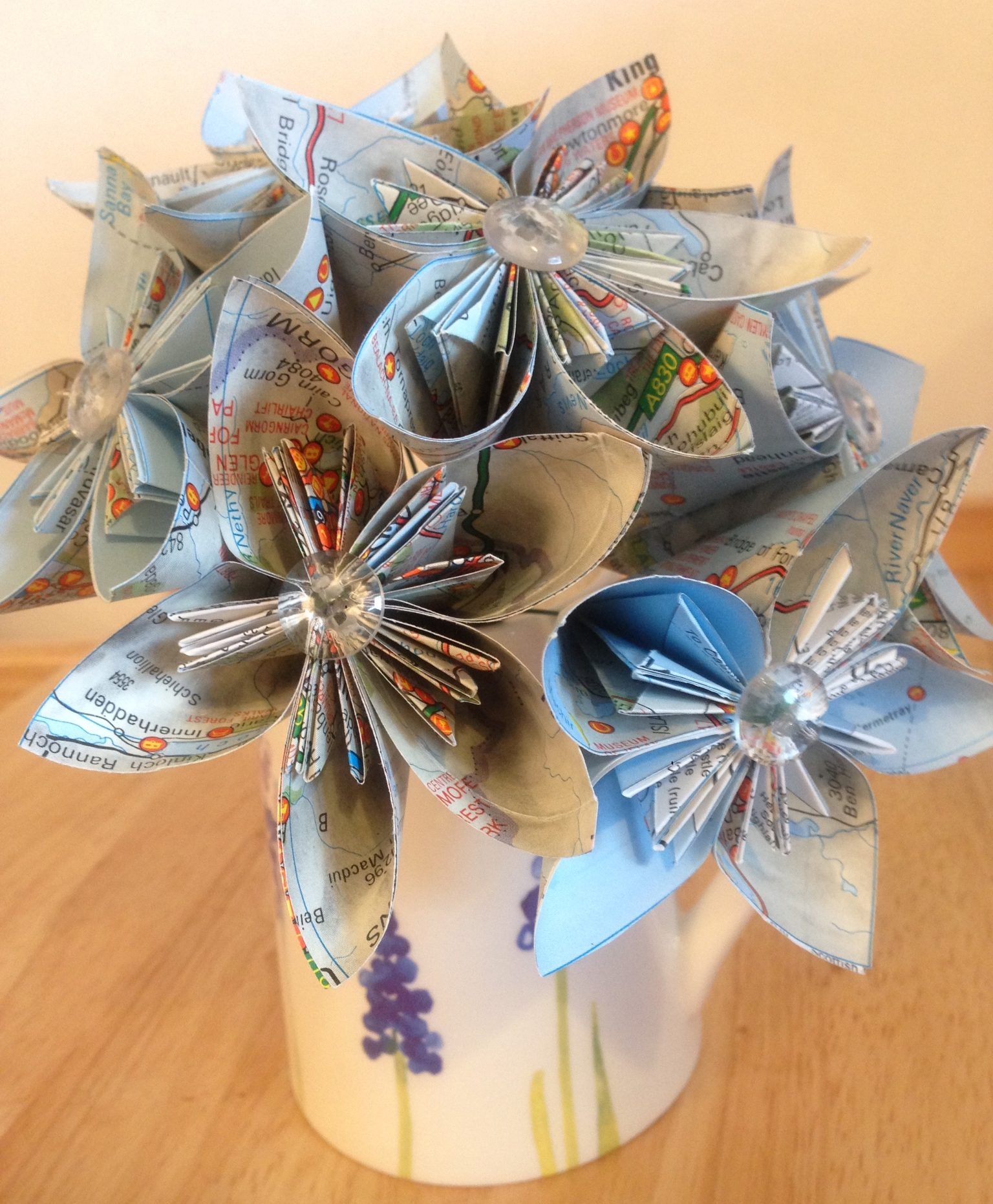 The Recycled Wedding Co Bespoke Handmade Bridal Bouquets